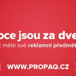 Reklamní předměty s potiskem od Propaq s.r.o.